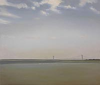 Seascape With The Bridge